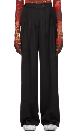 Acne Studios - Black Pristine Suiting Trousers