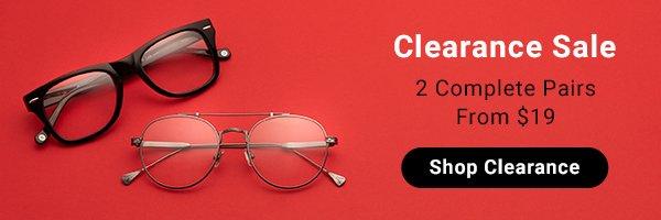 Shop Clearance >