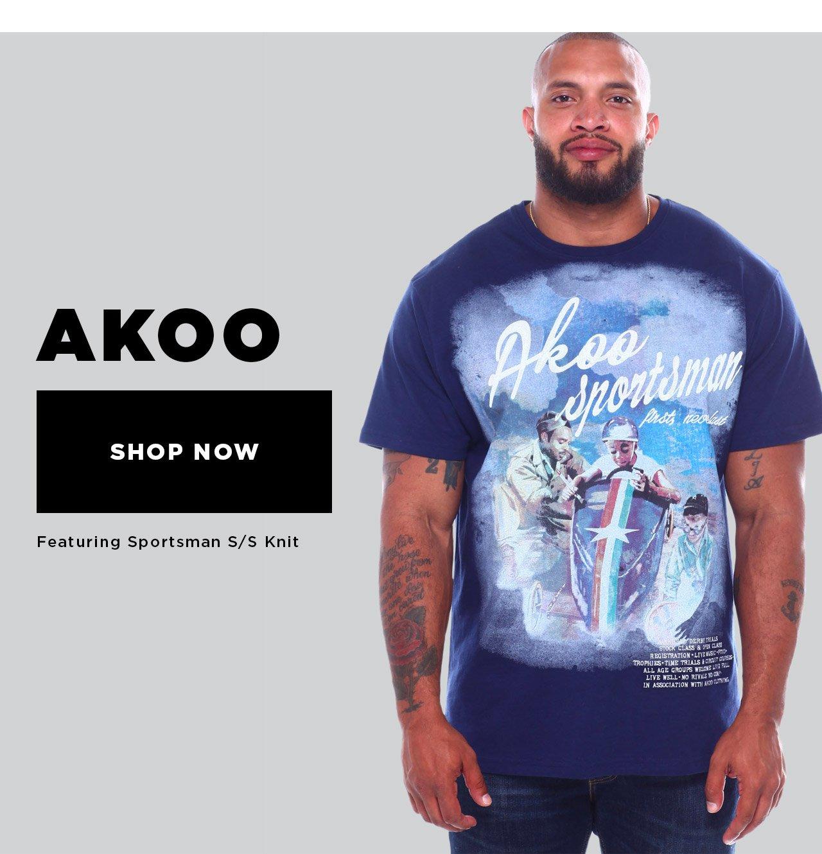 Shop AKOO at DrJays.com