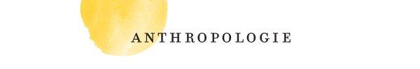 Shop Anthropologie.