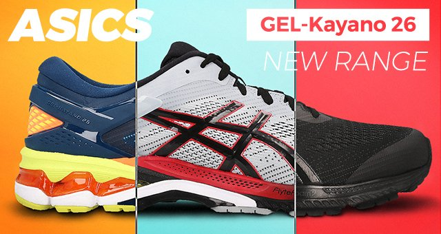Catch Of The Day NZ: ASICS GEL-Kayano