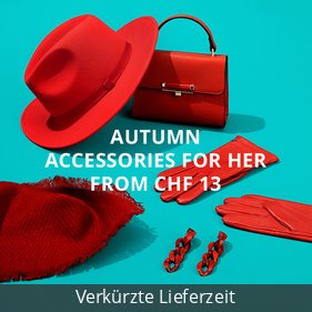 Autumn Accessories for Her from CHF 13