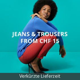 Jeans & Trousers from CHF 15