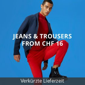 Jeans & Trousers from CHF 16