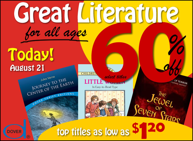 Save 60%: World's Greatest Literature