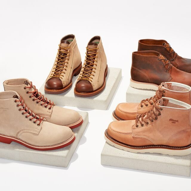 Thorogood Rugged Boots & More