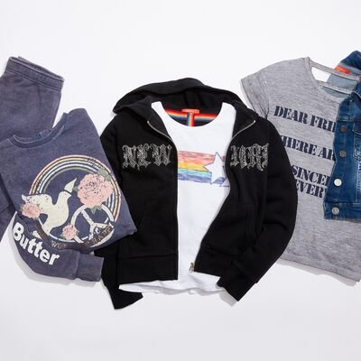 Stay Cozy: Girls' Hoodies, Joggers & More