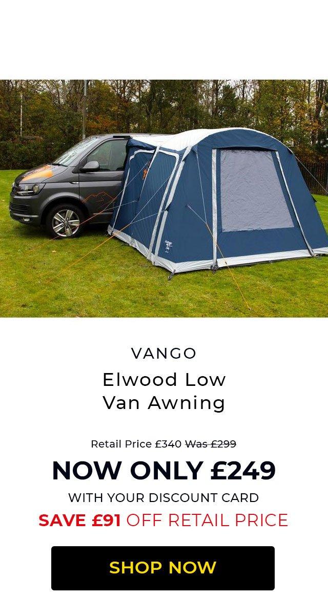 Vango Elwood Low Van Awning
