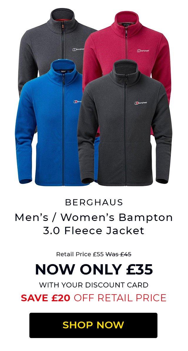 Berghaus Bampton 3.0 Fleece Jacket