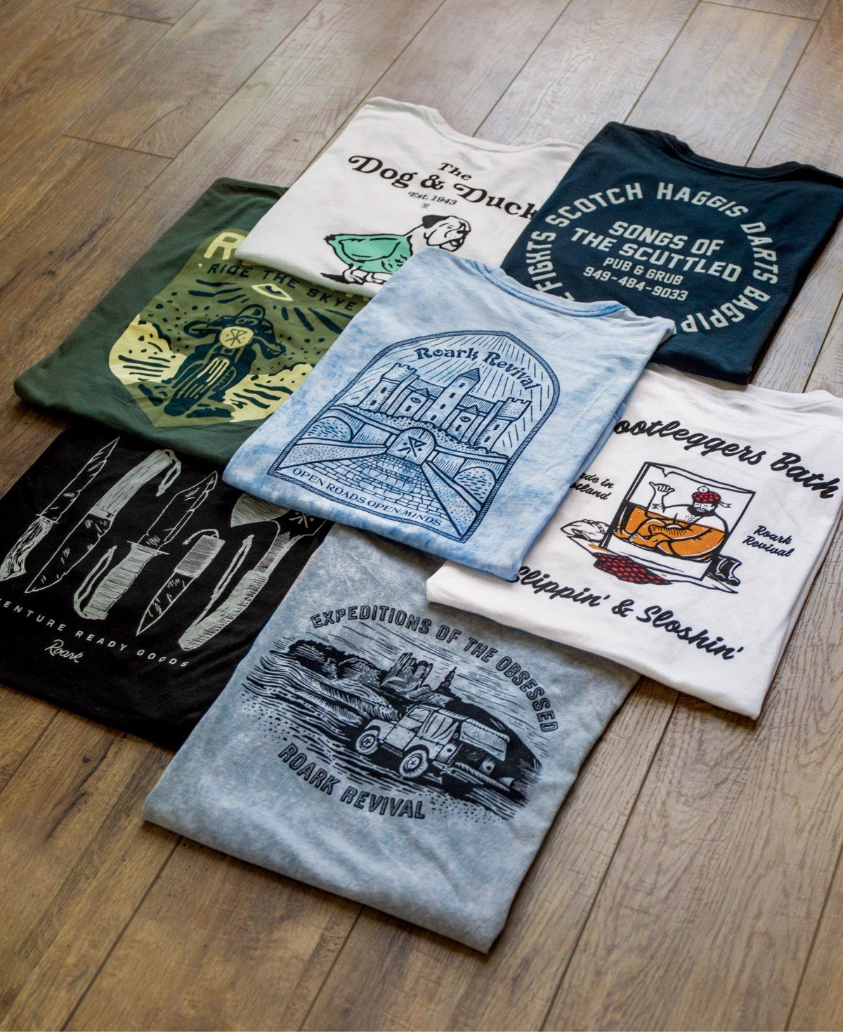 Graphic Tees - Vol. 17: Songs of the Scuttled