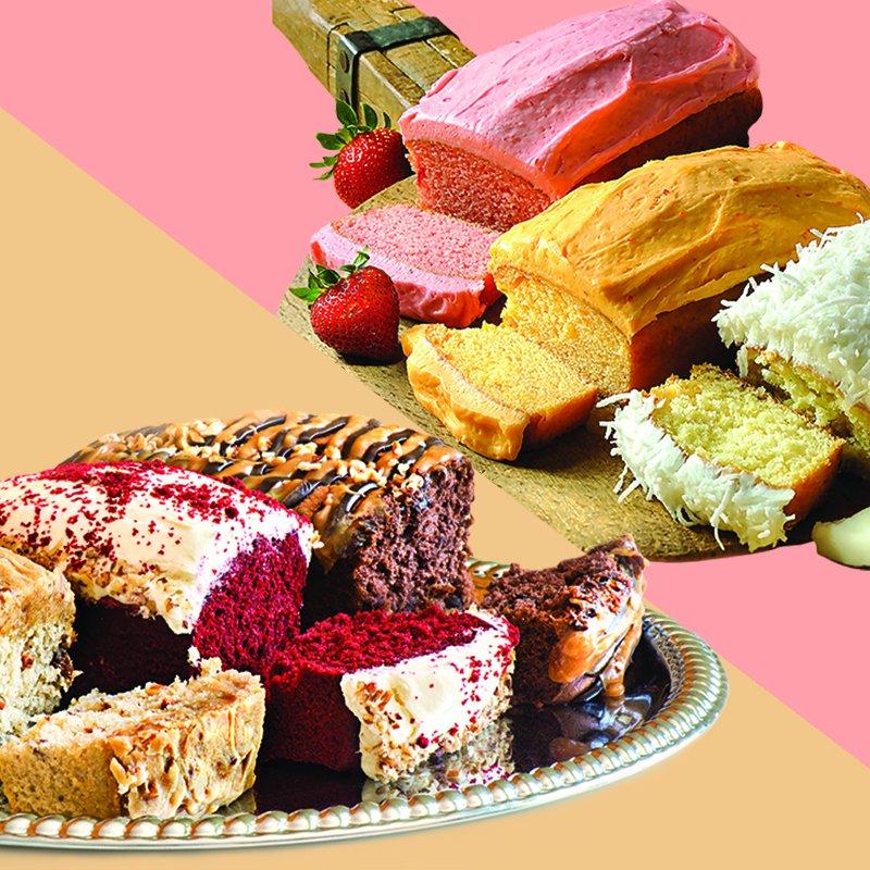 BOGO: Buy 1 Classic Cake Trio Get a Summer Cake Trio Free