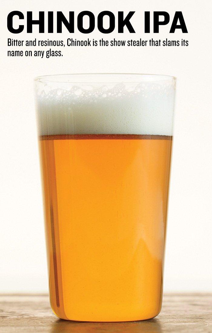 Chinook IPA Extract Beer Recipe Kit
