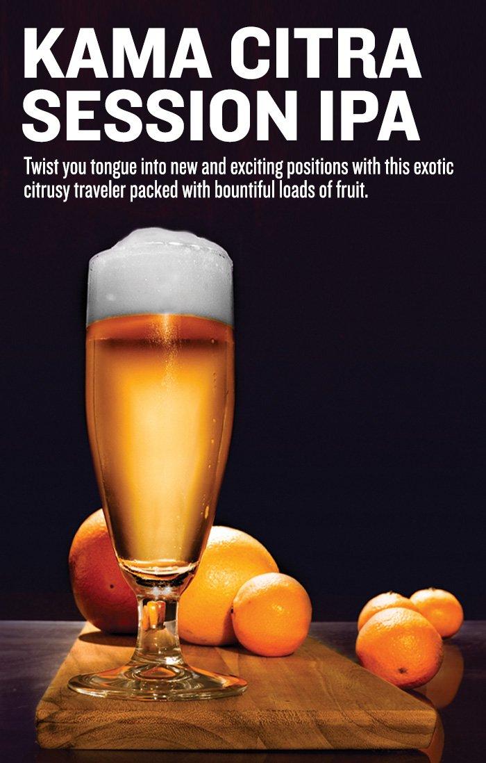 Kama Citra Session IPA Extract Beer Recipe Kit