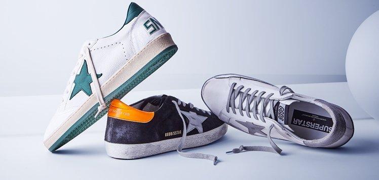 Golden Goose & More Men's Shoes
