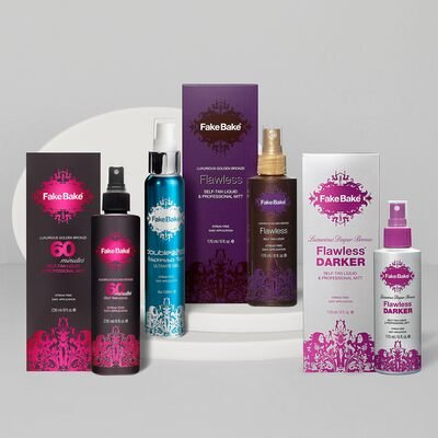 Fake Bake: Instant Self Tanning Lotion