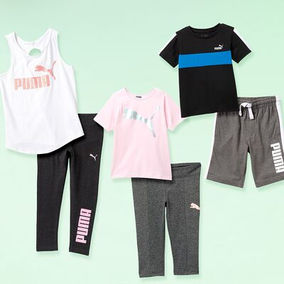 PUMA Kids' Activewear