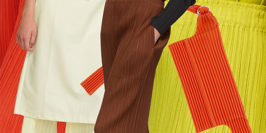 FLAVOR COLORS by PLEATS PLEASE ISSEY MIYAKE