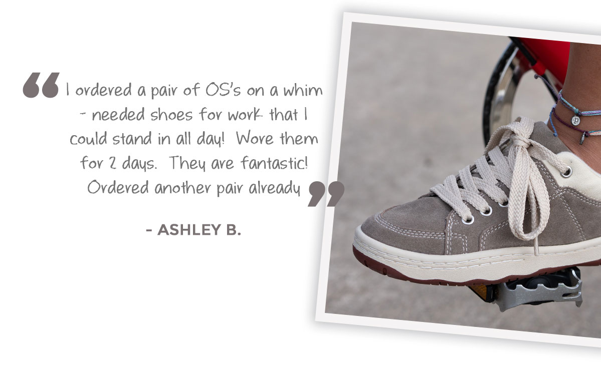 simple shoes: OS Color Alert | Milled