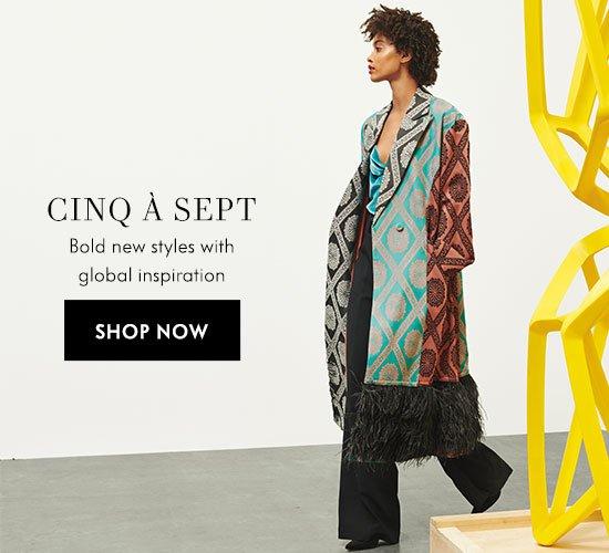Shop Cinq a Sept
