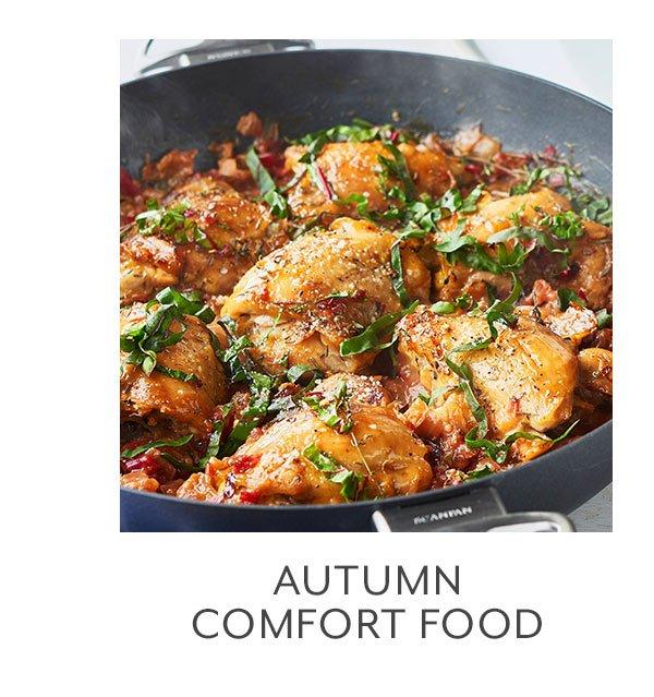Class: Autumn Comfort Food
