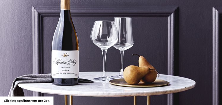 94-Point Chardonnay From Martin Ray Winery