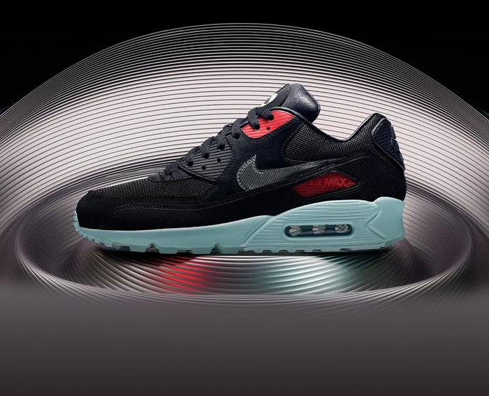 Offspring: Nike Air Max 90 'Vinyl' just dropped Milled  Milled