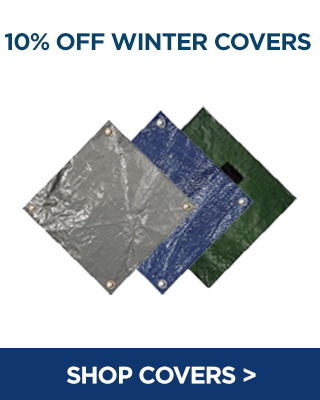 10% Off Winter Covers