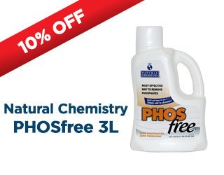 10% Natural Chemistry PHOSfree