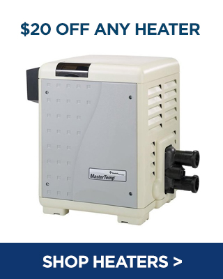 $20 Off Any Heater