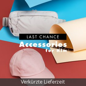 Last Chance - Accessories for Him
