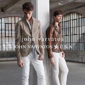 John Varvatos + John Varvatos Star U.S.A.