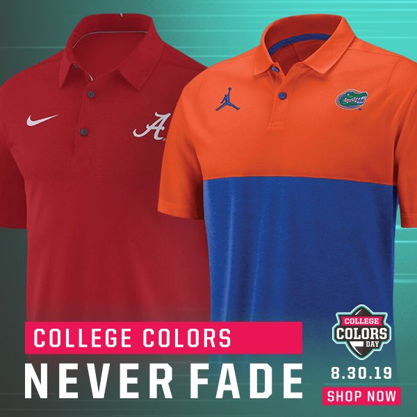 Fanatics: College Colors Never Fade | Milled