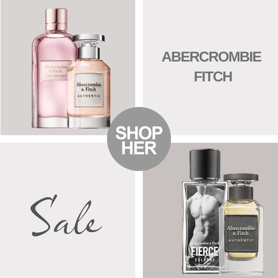 Abercrombie & Fitch tilbud