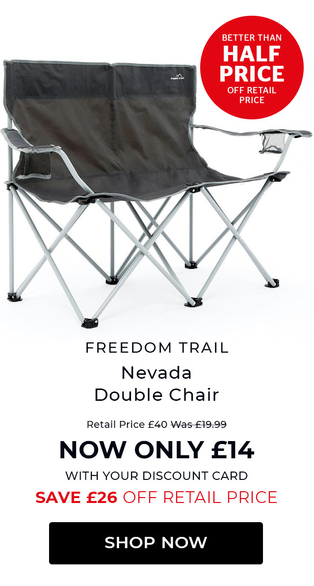 Freedom Trail Nevada Double Chair