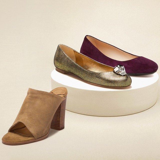 The Final Few: Women's Shoes Up to 70% Off
