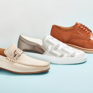 The Final Few: Men's Shoes Up to 65% Off