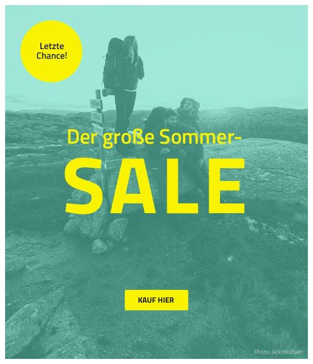 Outnorth DE: Die Ferien sind bald vorbei letzte Chance auf