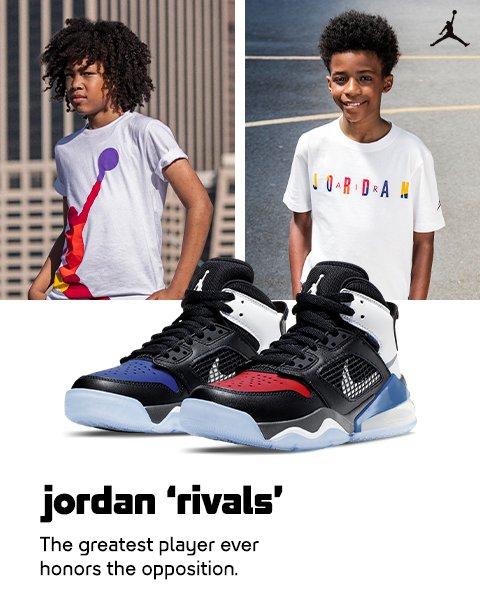 Kids Foot Locker: Jordan Rivals