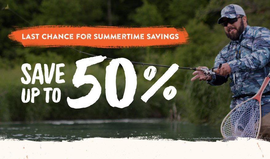 Up to 50% Off Summertime Savings - Shop Now