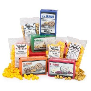 Image of Premier Popcorn Snack Attack Gift