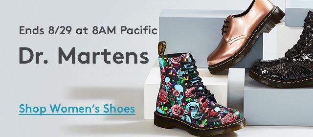 Ends 8/29 at 8Am Pacific   Dr. Martens   Shop Women's Shoes