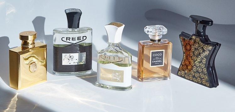 Creed, Bond No. 9 & More Luxe Fragrances