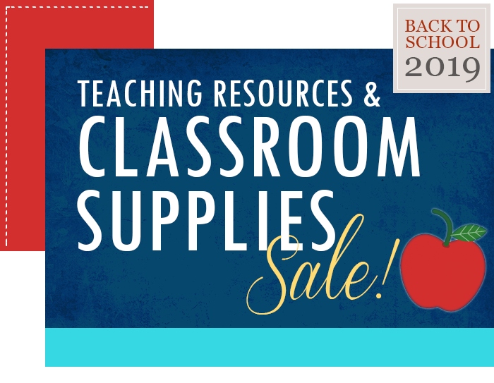 Classroom Supplies & Teaching Resources Sale