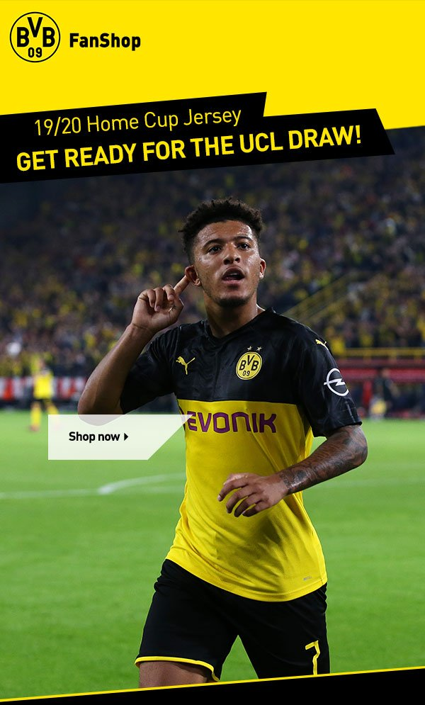 Bvb Borussia Dortmund The Journey Begins Soon Find Our Latest 2019 20 Home Cup Jersey Here Milled