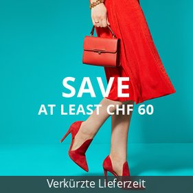 Save at least CHF 60