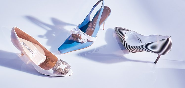 Manolo Blahnik With New Styles