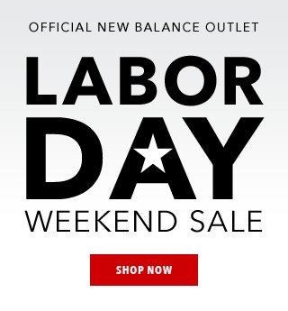 new balance labor day sale