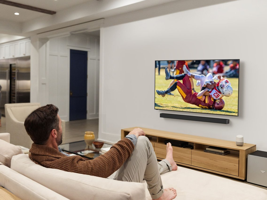 Vizio's 65-inch 4K TV is $800 off at Walmart right now — you can get it for $1,398