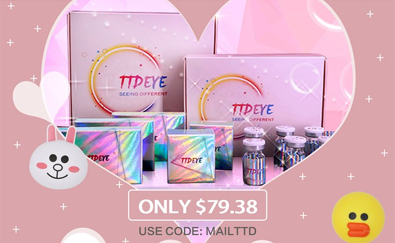 ttdeye colored contacts