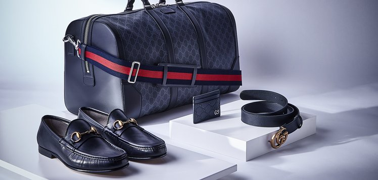 Gucci Men With New Styles